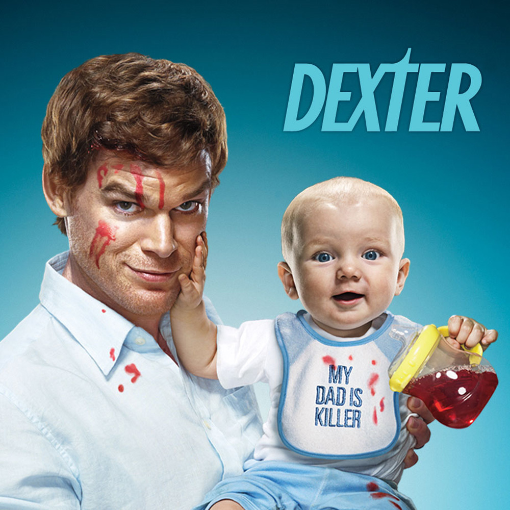 Coverfoto Dexter Staffel 4