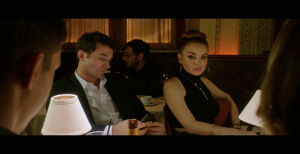 The Canyons, 2013, James Deen, Lindsay Lohan