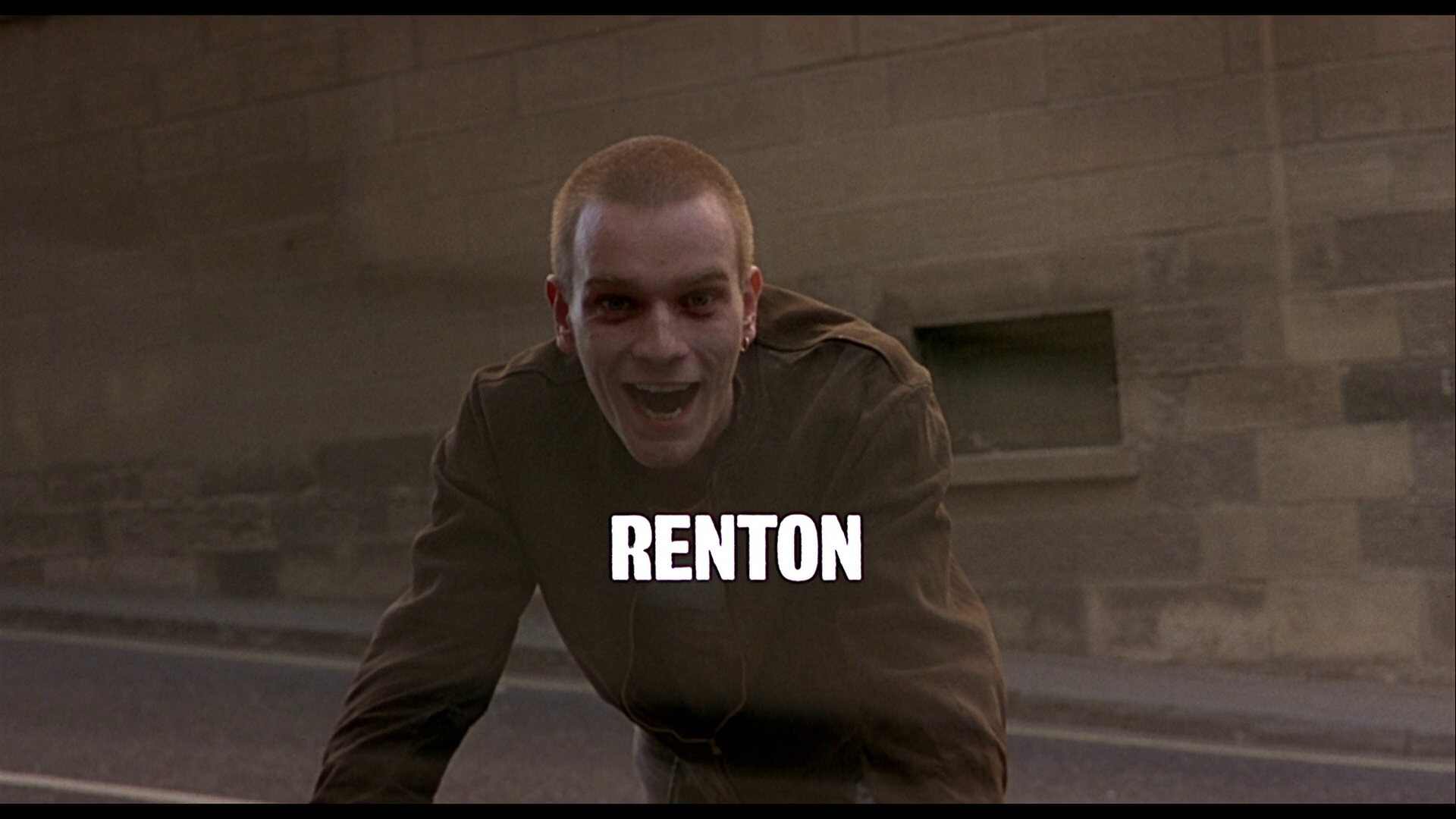 Renton - Trainspotting